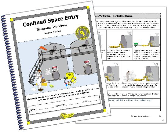 Confined Space Hazards, Entry & Rescue